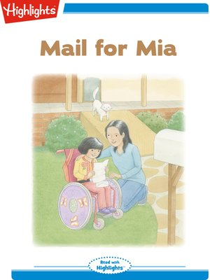 cover image of Mail For Mia
