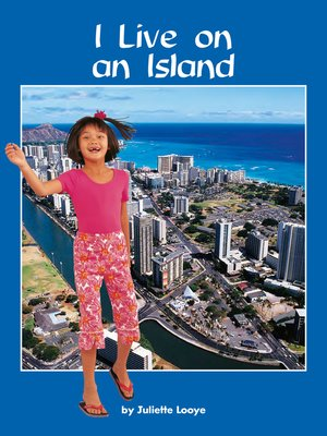 cover image of I Live on an Island
