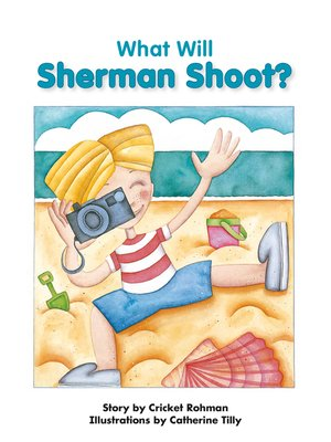 cover image of What Will Sherman Shoot?
