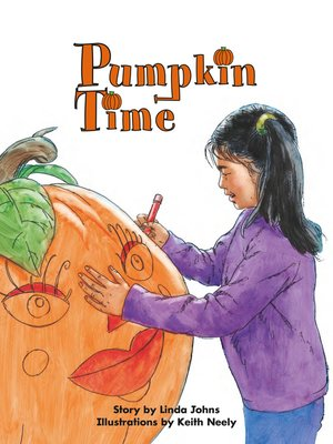 cover image of Pumpkin Time