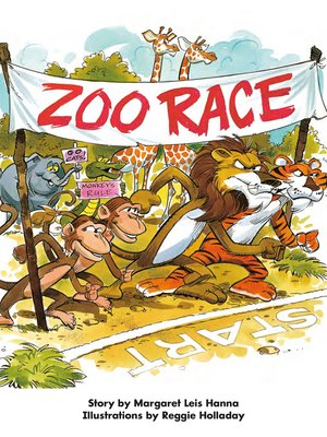 cover image of Zoo Race