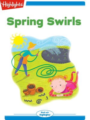 cover image of Spring Swirls