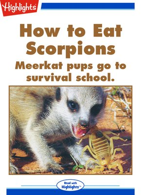 cover image of How to Eat Scorpions