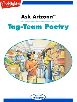 cover image of Ask Arizona: Tag-Team Poetry
