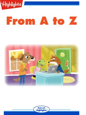 cover image of From A to Z