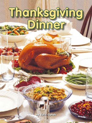 cover image of Thanksgiving Dinner