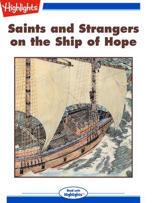 cover image of Saints and Strangers on the Ship of Hope
