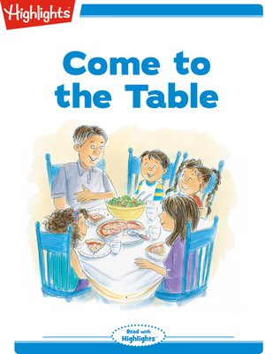 cover image of Come to the Table