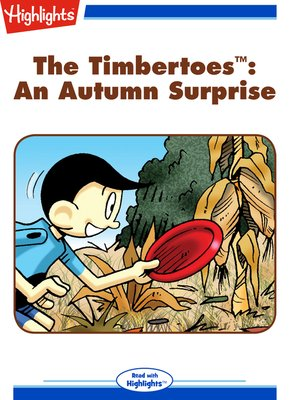 cover image of An Autumn Surprise