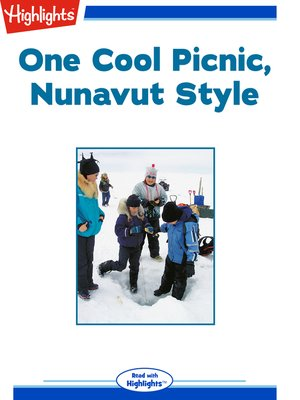 cover image of One Cool Picnic, Nunavut Style