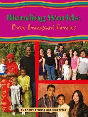 cover image of Blending Worlds