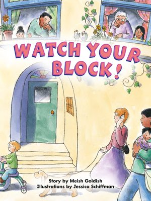 cover image of Watch Your Block!