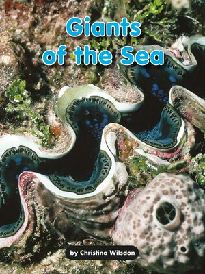 cover image of Giants of the Sea