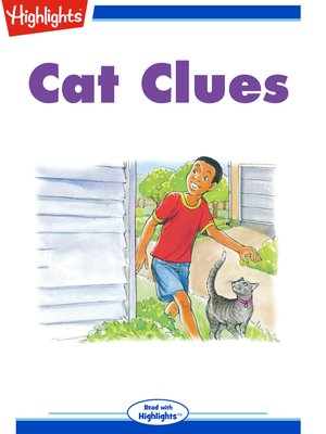 cover image of Cat Clues
