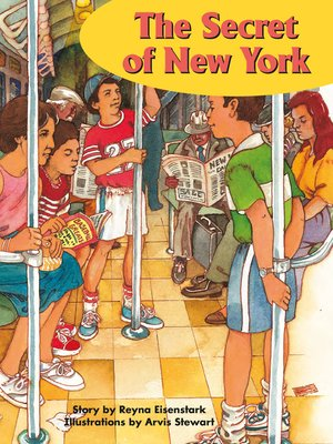 cover image of The Secret of New York