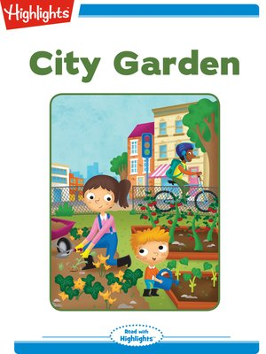 cover image of City Garden
