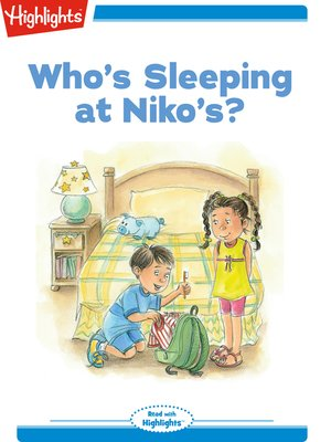 cover image of Tex and Indi: Who's Sleeping at Niko's?