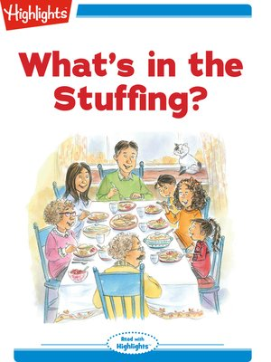 cover image of What's in the Stuffing?
