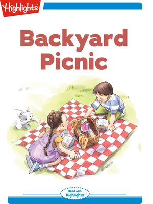 cover image of Backyard Picnic