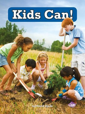 cover image of Kids Can!