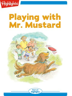 cover image of Playing with Mr. Mustard