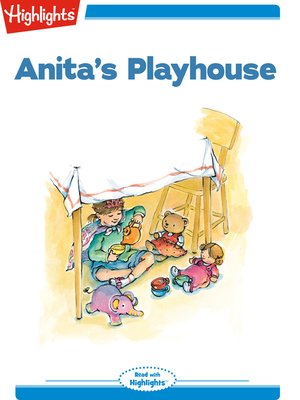 cover image of Anita's Playhouse