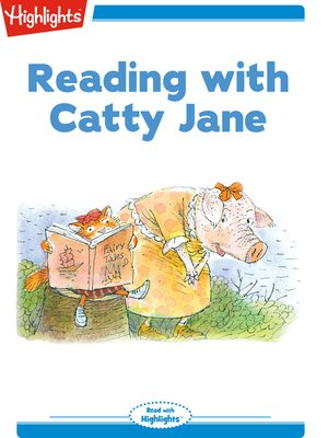 cover image of Reading with Catty Jane