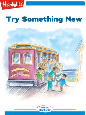 cover image of Try Something New