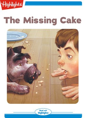 cover image of The Missing Cake