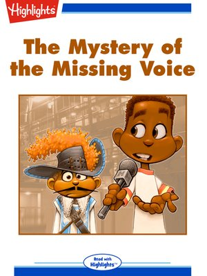 cover image of The Mystery of the Missing Voice