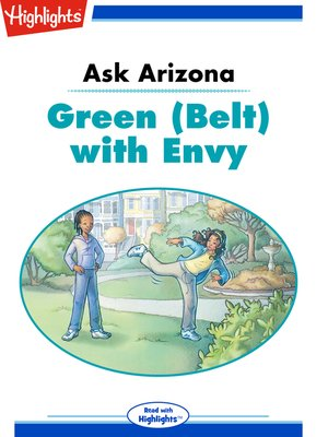 cover image of Ask Arizona: Green (Belt) with Envy