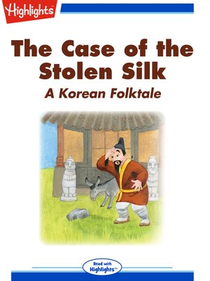 cover image of The Case of the Stolen Silk