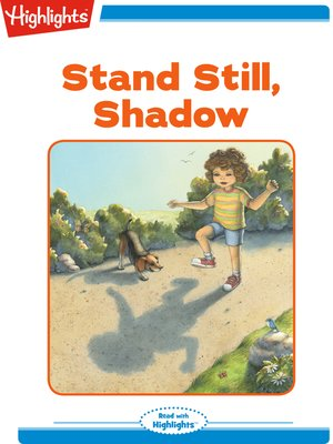 cover image of Stand Still Shadow