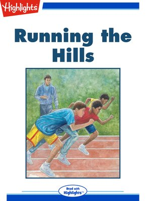 cover image of Running the Hills
