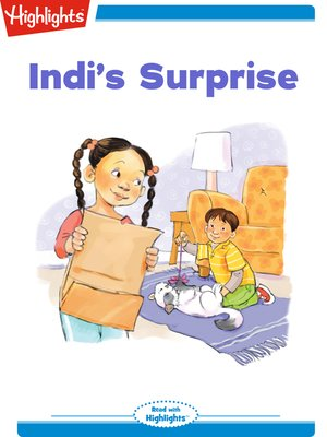 cover image of Indi's Surprise
