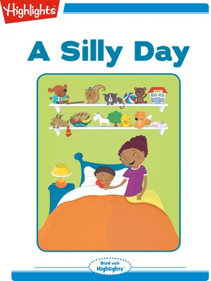 cover image of A Silly Day