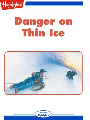 cover image of Danger on Thin Ice