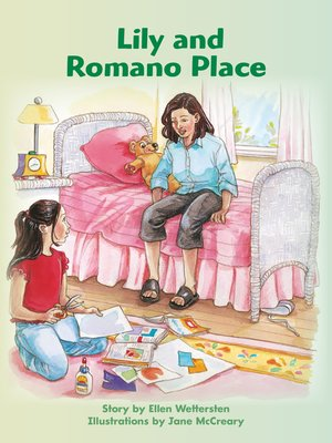 cover image of Lily and Romano Place