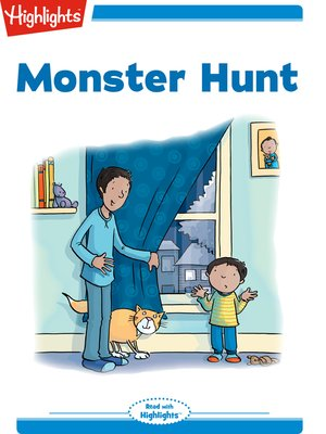 cover image of Monster Hunt