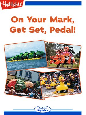 cover image of On Your Mark Get Set Pedal