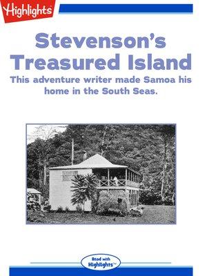cover image of Stevenson's Treasured Island