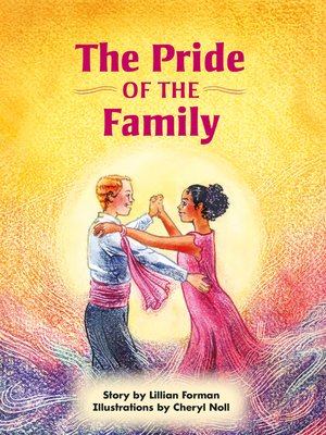 cover image of The Pride of the Family