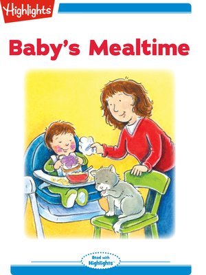 cover image of Baby's Mealtime