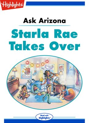 cover image of Ask Arizona: Starla Rae Takes Over