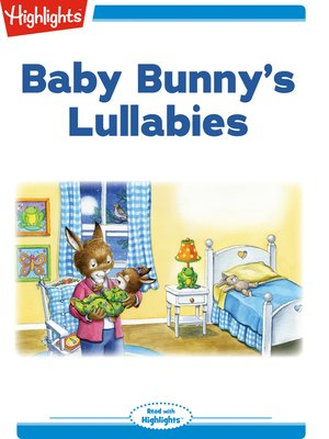 cover image of Baby Bunny's Lullabies