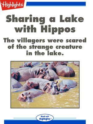 cover image of Sharing a Lake with Hippos