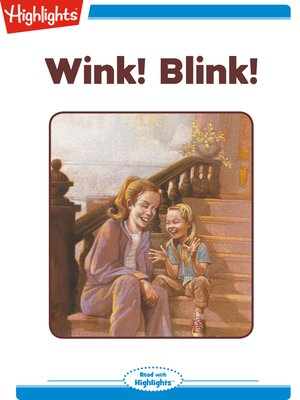 cover image of Wink Blink Verse