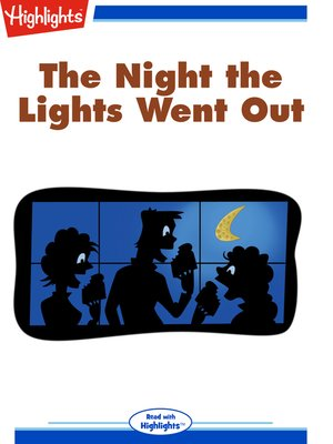 cover image of The Night the Lights Went Out