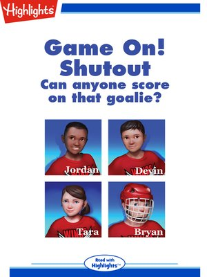 cover image of Game On!: Shutout