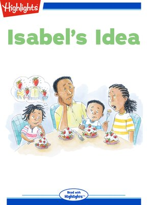 cover image of Isabel's Idea